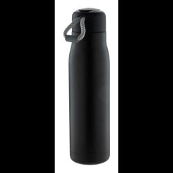 Skládací batoh s nastavitelnými popruhy přes ramena a výstupem pro sluchátka, 210D polyester, 70...