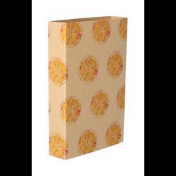 Notes  Saturn kapesní čtverečkovaný - modrý