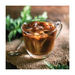 SCHWARZWOLF PALISADE funkční polokošile pánská, červená/šedá S