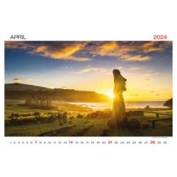 VINIE Papírová taška na láhev vína 12x39x9 cm, hnědá