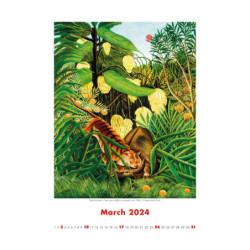 VINIE Papírová taška na láhev vína 12x39x9 cm, zelená