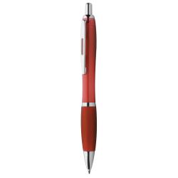 Dárková sada žluté propisky a mikrotužky s pogumovaným povrchem a šedými doplňky v luxusním dárkovém pouzdru s...