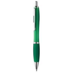Dárková sada modré propisky a mikrotužky s pogumovaným povrchem a šedými doplňky v luxusním dárkovém pouzdru s...