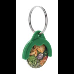Papírový obal s pravítkem a samolepícími papírky obsahuje 5 x 25 listů papírků 12x43mm a 25 lístků...