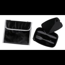 Dřevěný kulatý přívěšek na klíče s kovovým...